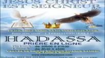 HADASSA PRIERE EN LIGNE L'importance du jeûne Pasteur Mireille Banza (Anglais_Français)