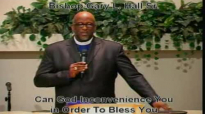 Prayer - 11.3.13 - West Jacksonville COGIC - Bishop Gary L. Hall Sr.flv