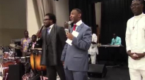 Rev. Lawrence Tetteh and Sonnie Badu at UBPC.mp4