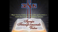 Igreja Transformando Vidas Bispo Gerson Cardozo