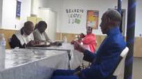 Elder Johnny James Seminar Pt 2  Salvation Temple Church