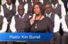 Pastor Kim Burrell Sings It Is Done at Windsor Village.flv