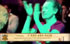 Prophet Manasseh Jordan - Praise break Lady begins dancing and Shouting.flv