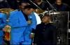 Willie Neal Johnson & Gospel Keynotes featuring grandson STEVE.flv