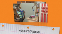 Kansiime the corrupt official. African comedy. kansiime Anne.mp4
