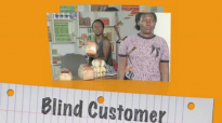 The blind customer. Kansiime Anne. African comedy.mp4