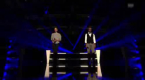 Brendon Schoen Johnson vs. Olivier Cheuwa - When I Was Your Man - Battle - Voice of Switzerland 2014.flv