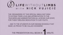 Nick Vujicic School talk on anti-bullying _ anti-suicide Indiana Sept 11 2014.flv
