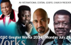 ICGC Greater Works 2014  Monday July 28 Pastor Matthew Ashimolowo