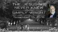 The Jesus We Never Knew _ N.T. Wright.mp4