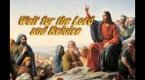 Rev.David Lah Japan ( Wait for the Lord and Rejoice ) TKBC.flv
