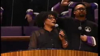 Halleluyah, You have Won The Victory by Benita Washington with Mt Zion Baptist choir Nasvi.flv
