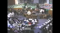 Fellowship Baptist Church Choir feat. Lorretta Oliver - Something About Gods Grace.flv