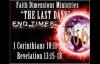 Pastor Glen Ferguson  The Last Days MUST SEE
