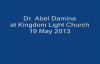 Dr Abel Damina, in Kingdom Light Church, Arlington, Texas May 19, 2013