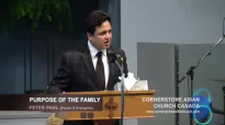 PURPOSE OF THE FAMILY - Sermon by Pastor Peter Paul.flv
