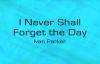 I Never Shall Forget The Day - Ivan Parker.flv