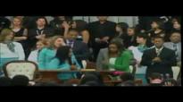 Missionaria ISA REIS 2015 Congresso conssej NO VOS CONFORMEIS COM ESTE MUNDO