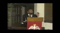 New Pastor Nathan Simmons in Detroit