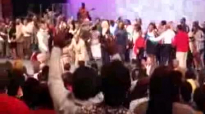 Prophet brian Carn prophesying Church Faith Center