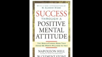 W. Clement Stone and Napoleon Hill - Success Through A Positive Mental Attitude #1.mp4