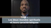 2 mondes spirituels et leurs caractéristiques, prédication sur les deux mondes -.mp4