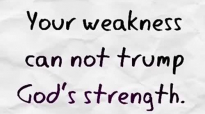 Pastor Ed Lapiz 2018 ➤ ''Your Weakness Can Not Trump God's Strength'' _ Tagalog .mp4