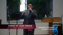 POWER OF YOUR TONGUE - Sermon by Pastor Peter Paul.flv