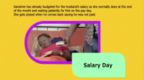 It's salary day bebi. Kansiime Anne. African comedy.mp4