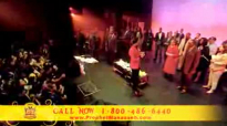 Prophet Manasseh Jordan - Strong Prophetic Words of Healing in Miami.flv