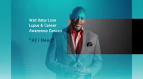 Brian Courtney Wilson performs All I Need at Walt Baby Love concert - Music World Gospel.flv