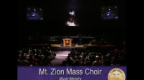 Mount Zion 2015 NYE Medley w Praise Break Bishop Joseph walker 111