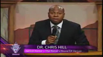 Pastor Chris Hill  The Contender