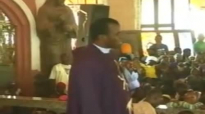 Fr  Mbaka - The Crisified Christ Prt B (Sunday service) 11th March 2012 -