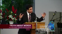 TRUTH ABOUT WORDS - Sermon by Pastor Peter Paul.flv