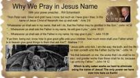 Power in Jesus Name (1 of 4)
