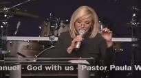 Emmanuel the strong God with us Pastor Paula White Pastor Paula White sermons 2015