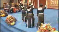 Thank You by Benita Washington- Tehilla Dance Ministry, Siloam Church International.flv