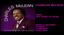 CHARLES McLEAN - GOD HELPS THOSE WHO HELP THEMSELVES - FULL ALBUM 1988 - GOSPEL.flv