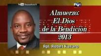Apl. Robert Kasaro  Ekklesia 2013  Almuerzo de Bendicin