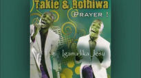Takie and Rofhiwa - iGama Lika Jesu.mp4