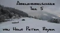 Die 4 Feinde des Herzens - Teil 5_6 (Hans Peter Royer).flv
