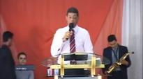 Apstolo Valdemiro Santiago  Na Assemblia de Deus Palavra para Lderes no caf de Pastores
