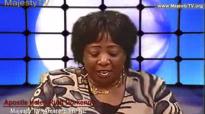 Bishop Dominic Allotey grants Apostle Helen Dorkenoo Live interview.flv