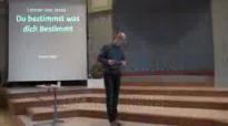 18. Lernen von Jesus - Du bestimmst was dich bestimmt _ Marlon Heins (www.glaubensfragen.org).flv