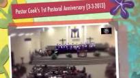 Saint Smyrna Baptist Church Pastor Tamarkus Cook 1st Pastoral Anniversary 2013.flv