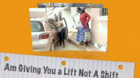 It's a lift, not a shift. Kansiime Anne. African comedy.mp4