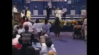 Kathy Taylor LIVE - Hallelujah To The Lamb.flv