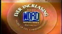 Leroy Thompson  Your Job vs God As Your Source 1998