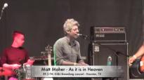 Matt Maher - As it is in Heaven.flv